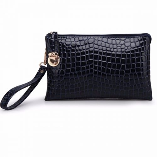 Alligator PU Leather Shoulder Bag Purse Handbags by Gracese