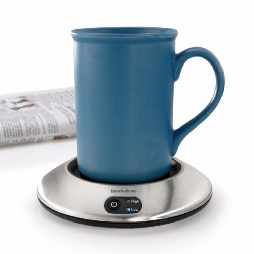 Beverage Warmer From Brookstone