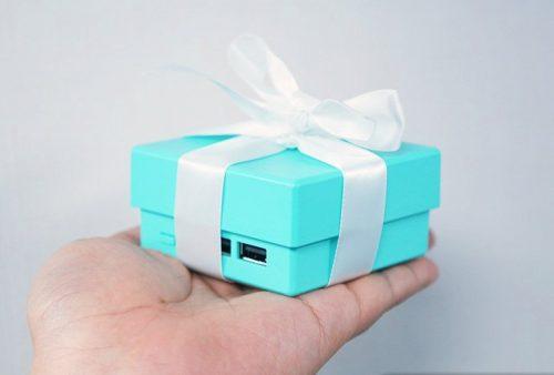 COI Gift Box & Power Bank 9000mAh- Model PBOBX90