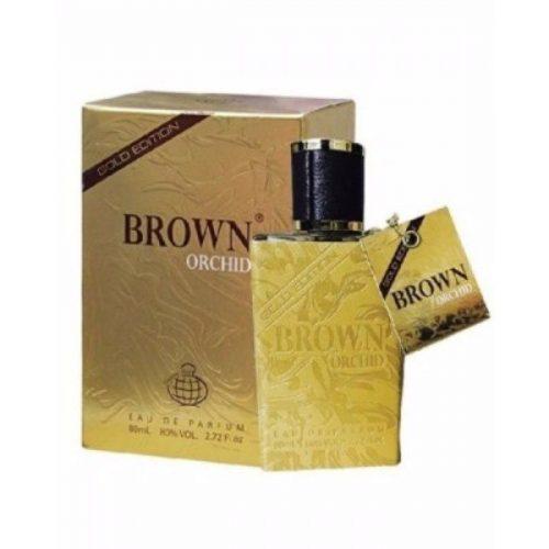 Brown Orchid Gold Edition – Eau de Perfum  (2.7 FL OZ – 80ml)