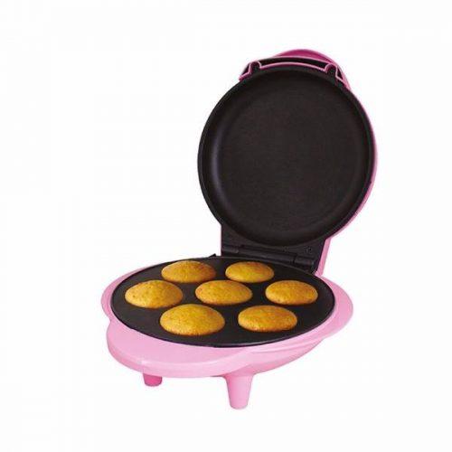 Global Gizmos Benross Cupcake Maker, Funk Pink