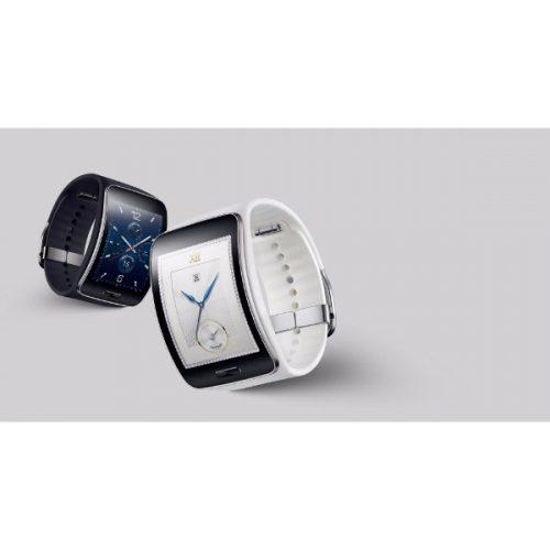 Samsung Galaxy Gear S R750W Smart Watch / Curved Super AMOLED Display