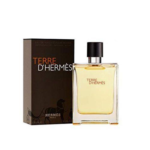 Men's Hermes Terre D'Hermes Eau Tres Fraiche Eau De Toilette (2.5 FL.OZ -75ml)