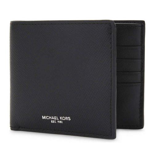 Leather Billfold Wallet – Michael Kors