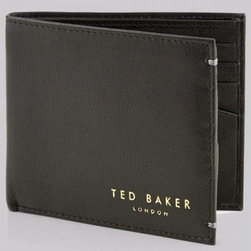 Plain Bi-Fold Wallet – Ted Baker