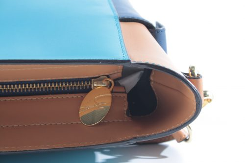 Sholder Handbag with Chain by Gattinoni