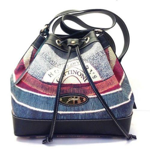 Planetarium Bucket Bag by Gattinoni