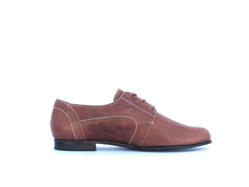 Moccasin Oxford Chocolate for men