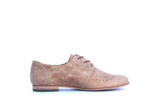Moccasin Oxford Coffee for men