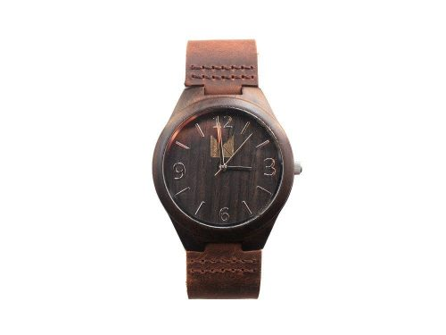 Bamboo Watch Chocolate S