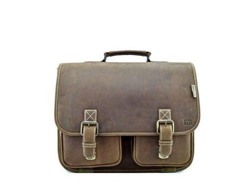 Messenger Chocolate Bag for men