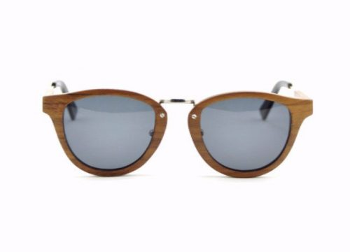 Bamboo Sunglasses Club Social Orange  for men