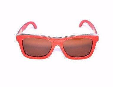Bamboo Sunglasses Ruby for men