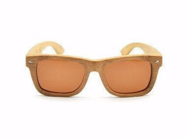 Bamboo Sunglasses Coffee  for men
