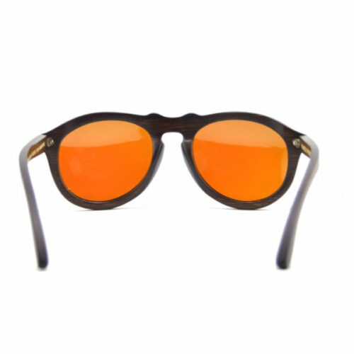 Bamboo Sunglasses Pilot Gold  for men