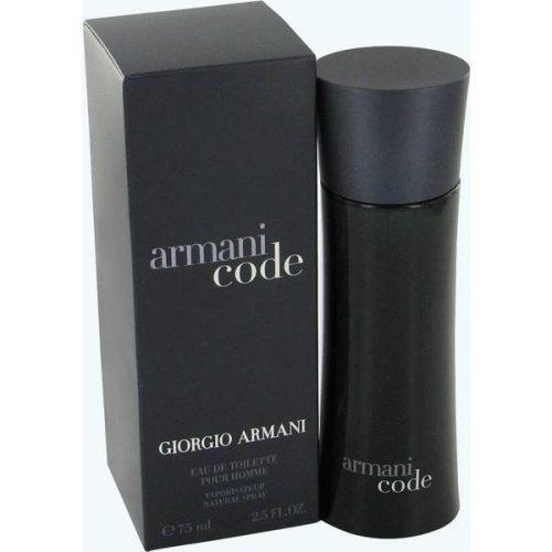 Armani Code For Men 125ml/4.2 Eau De Toilette