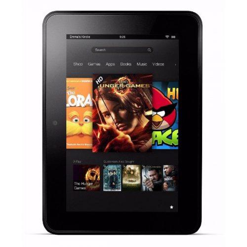 Amazon Kindle Fire HD KNDFRHD32 B008UEMTHU Tablet PC – 32 GB Memory – 7-inch Display – Wi-Fi – Black