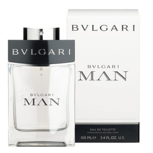 Bvlgari Man Bvlgari  Edt 100ml for men