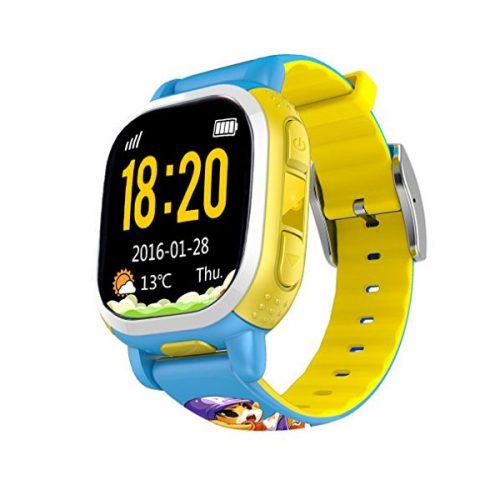 Kids Tencent QQ Watch Model PQ708