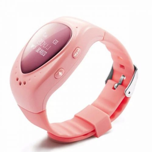 New 2015 High Quality Kid Children Smart Watch for Children's Safety with WiFi+LBS+GPS Three Mode of Positioning