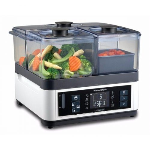 Morphy Richards Intellisteam 48781 Food Steamer