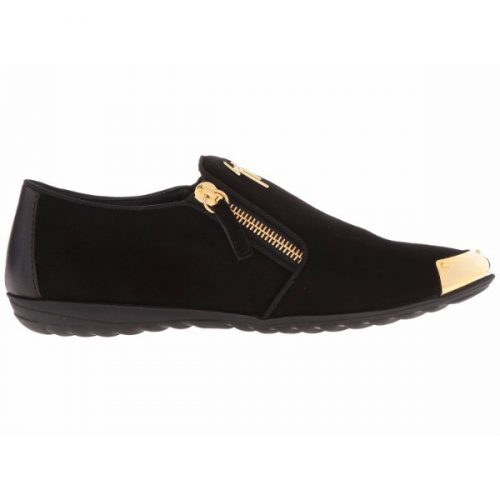 Giuseppe Zanotti women's sneakers in black Soft leather