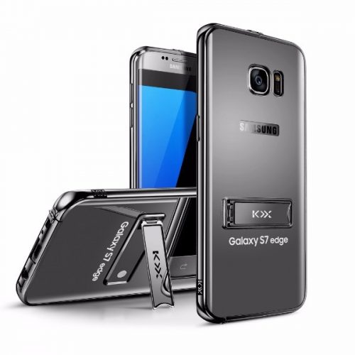 Samsung Galaxy S7  Luxury Metal Bumper Frame Mirror Case Cover