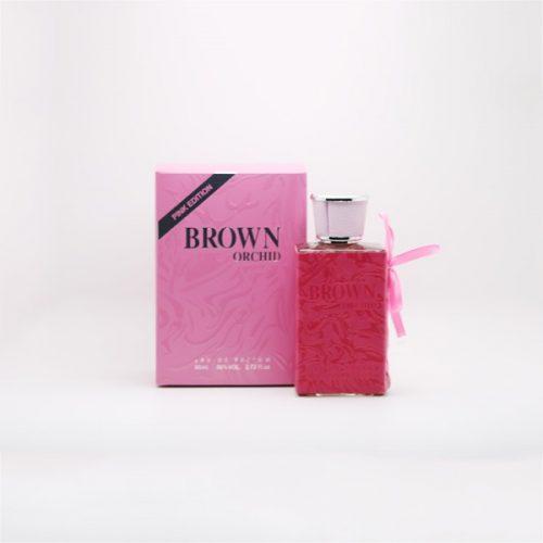 Brown Orchid Pink Edition – Eau de Perfum  for Women (2.7 FL OZ – 80ml)