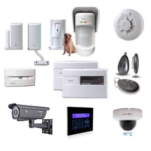 Alarms & Access Control