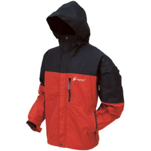 Frogg Toggs Toadz Rage Jacket Red / Black