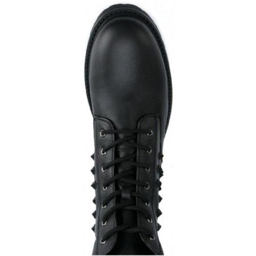 Valentino Garavani men's studded hiking boots – LY0S0951VG7