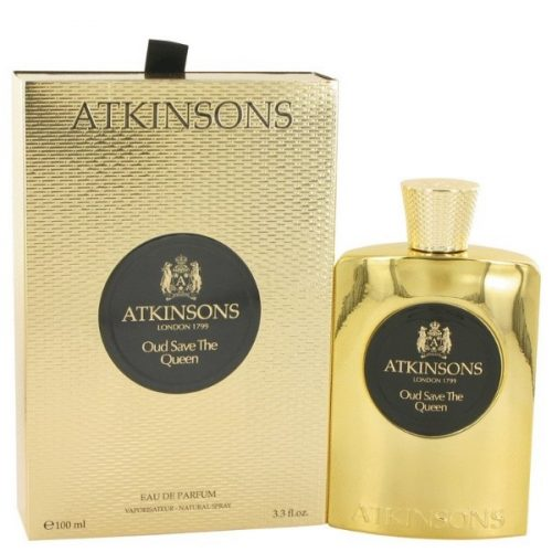 Oud Save The Queen Perfume 100ml  by Atkinsons