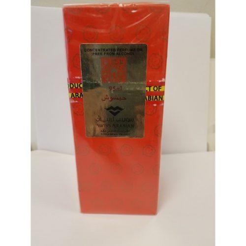 Habshush Perfume Oil 95ml/3.2oz Unisex by Swiss Arabian