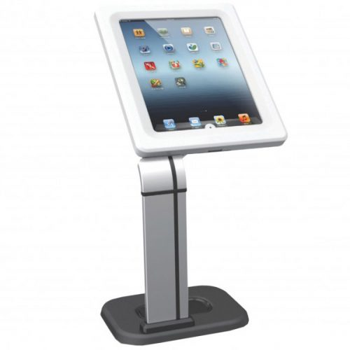ANTI THEFT TABLET COUNTERTOP KIOSK STAND FOR IPAD – IPLAY 2390