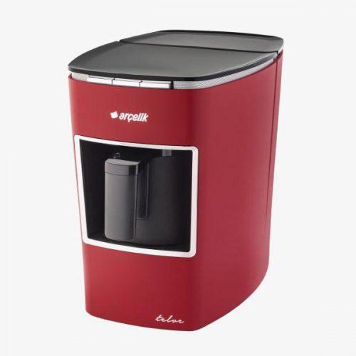 Arcelik K 3400 Telve Automatic Turkish Coffee Machine with Water Tank