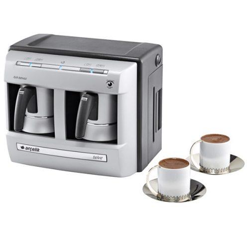 Arcelik K3190 Telve Automatic Turkish Coffee Machine – Double Pot