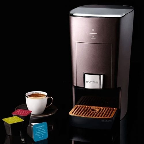 Arcelik Selamlique Automatic Capsule Turkish Coffee Machine
