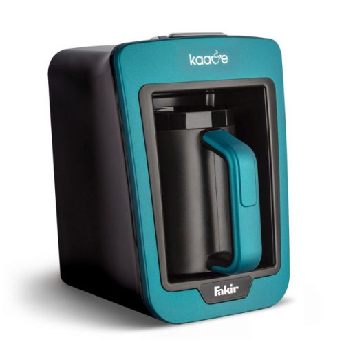 Fakir Kaave Automatic Turkish Coffee Machine Kaffeekocher – Turquoise