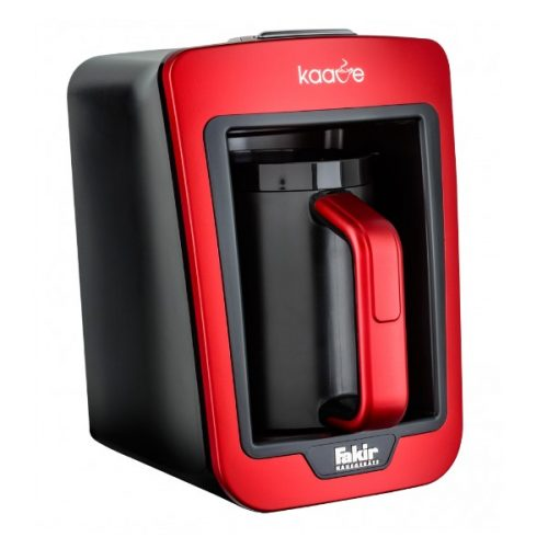 Fakir Kaave Automatic Turkish Coffee Machine Kaffeekocher – Red