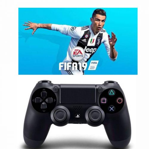 PS4 Game -FIFA19 by EA Sports Region 2