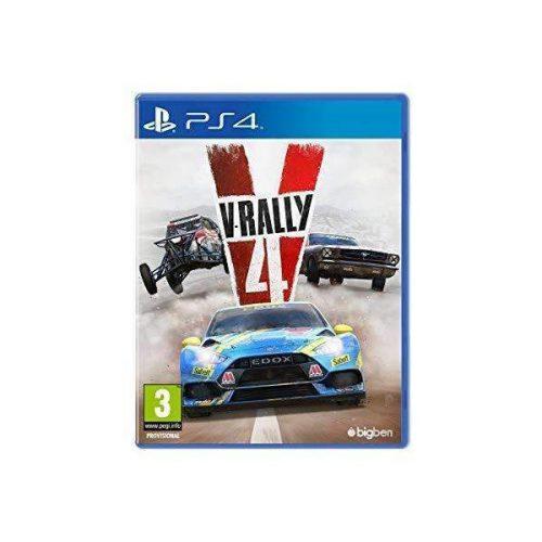 PS4 Game V-Rally 4