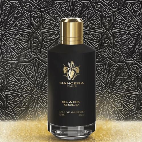 Black Gold Mancera for men Eau De Perfume 120ml
