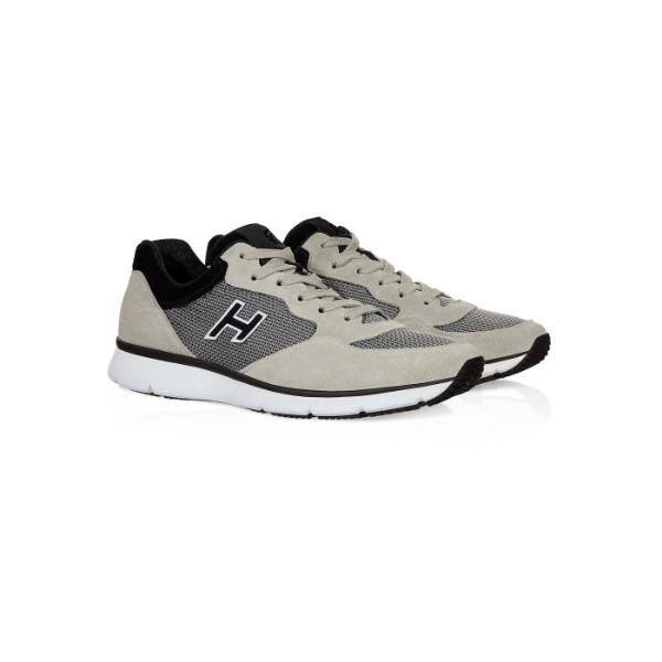 Hogan sneakers Traditional 20.15 in beige suede