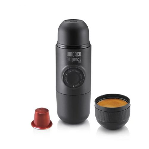 Minipresso NS – Encapsulated Espresso