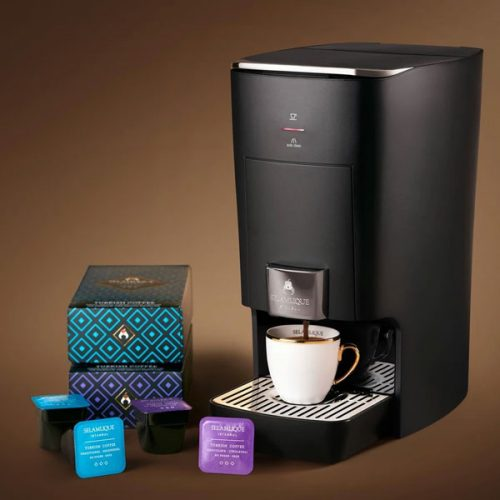 Selamlique Automatic Capsule Turkish Coffee Machine