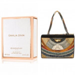Dahlia Divin By Givenchy EDT (2.5 oz/75ml) with Double Handle Zip Bag by Gattinoni