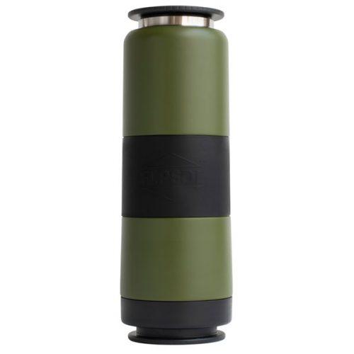 Dual Chamber Water Bottle – Evergreen