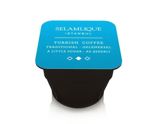 Selamlique Traditional Turkish Coffee Capsules pack of 10