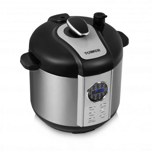 TOWER 6L DIGITAL PRESSURE COOKER