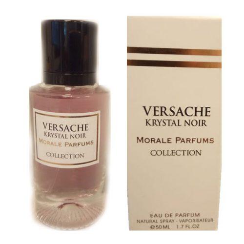 Versace Krystal Noir Eau De Parfum Unisex 50ml/ 1.7oz by Morale Parfums